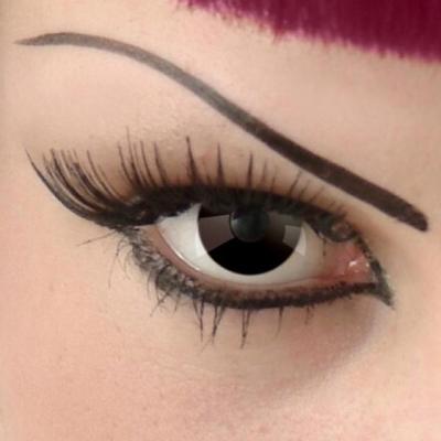 Funlenzen, TerrorEyes contactlenzen, Dark Eye