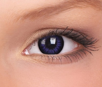 Big Eyes, Ultra Violet mangalenzen