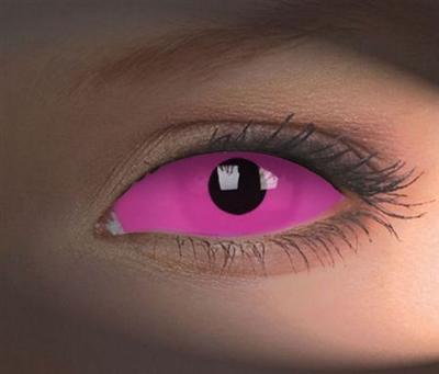 Sclera UV Raiden funlenzen, Pink
