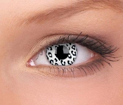 Crazy lenzen, White Leopard, jaarlenzen