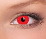 Crazy Lenzen funlenzen Vampire Red (Vampier Rood)