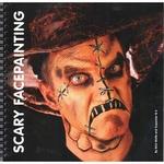 Boek Scary Facepainting by Nick Wolfe