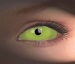 Sclera UV Spawn funlenzen Green