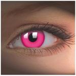 Crazy lenzen, Glow Roze/Glow Pink, jaarlenzen