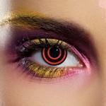 Terror Eyes, funlenzen contactlenzen, Bulls eye