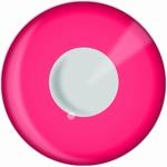 Funlenzen, DemonEyes contactlenzen, Glow Pink, Roze