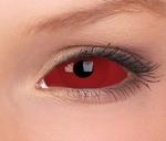 Sclera Cyclops funlenzen, Red