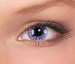 Crazy lenses, funlenzen, Purple Fee