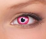 Crazy lenses, funlenzen, Roze Emine