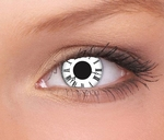 Terror Eyes funlenzen  Tick Tock Clock (Tik Tak klok)