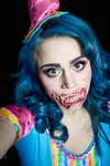 Zombiemond type Angelina